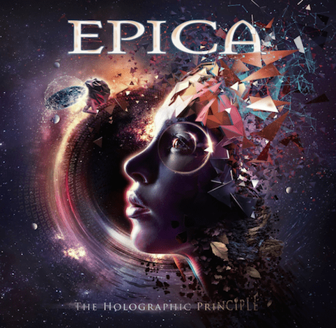 EPICA 「THE HOLOGRAPHIC PRINCIPLE」