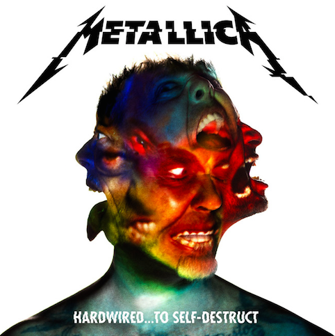 METALLICA HARDWIRED…TO SELF-DESTRUCT
