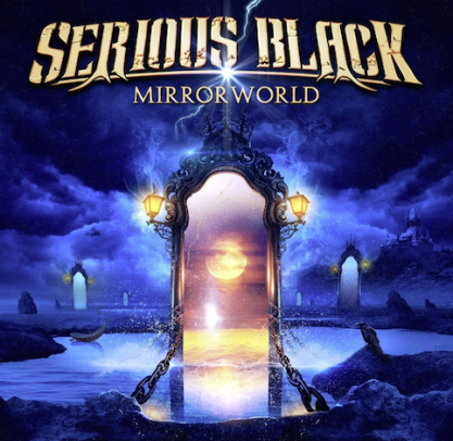 SERIOUS BLACK 「MIRRORWORLD」