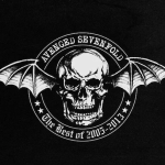 AVENGED SEVENFOLD ベストアルバム 「The Best Of 2005-2013」
