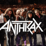 ANTHRAX セットリスト  FOR ALL KINGS TOUR 2016