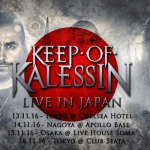 KEEP OF KALESSIN セットリスト 「Norwegian Black Metal Fest」 2016
