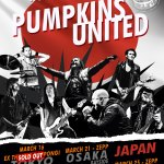 ハロウィン 来日 「PUMPKINS UNITED WORLD TOUR 2018  in JAPAN 」