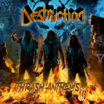 DESTRUCTION 再録アルバム 「THRASH ANTHEMS II」