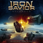 IRON SAVIOR 再録アルバム 「REFORGED – RIDING ON FIRE」