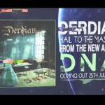 DERDIAN 新曲「Hail To The Masters」のOFFICIAL LYRIC VIDEOを公開