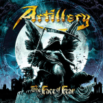 ARTILLERY 新作情報『THE FACE OF FEAR』