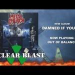 METAL CHURCH 新曲「Out Of Balance」のオフィシャルビデオを公開