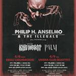 「EXTREME THE DOJO vol.33」が2019年4月に開催決定、PHILIP H. ANSELMO & THE ILLEGALS、KING PARROTが来日