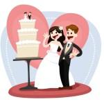 מזל טוב לחתן ולכלה,חתונה