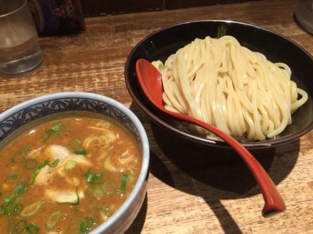 三田製麺所 生姜つけ麺