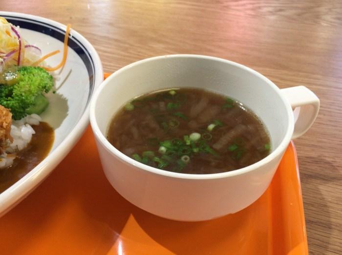 one bowl オニオンスープ
