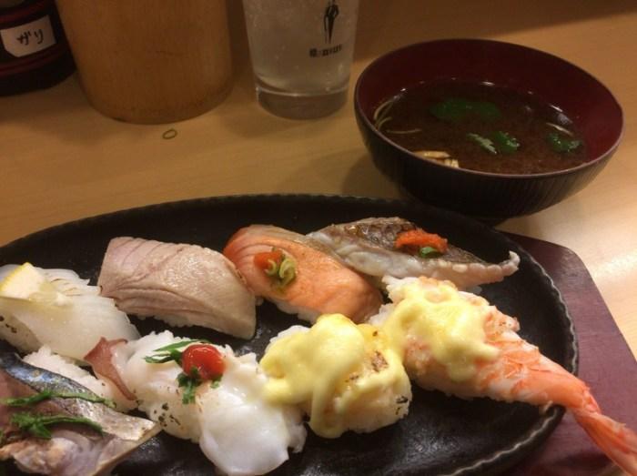 ときすし 焼き寿司