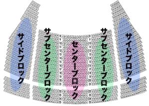 宝塚大劇場_ブロック