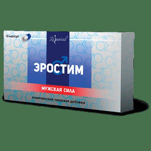 Мужской БАД Эростим капсулы — для улучшения функционирования предстательной железы