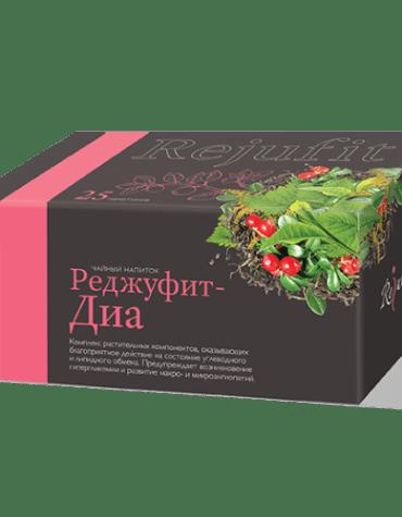 Лечение диабета с помощью трав Реджуфит-Диа