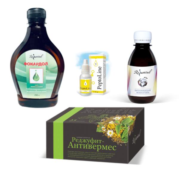 Купить очищающий комплекс от шлаков токсинов