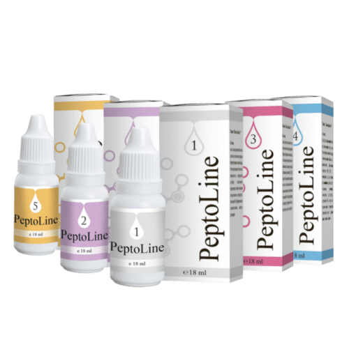 PEPTOLINE пептиды