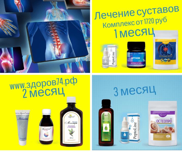Артрит, артроз, остеохондроз лечение на здоров74.рф