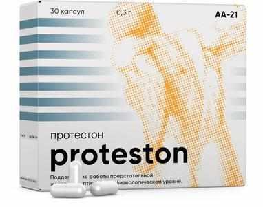 Купить таблетки для эрекции БАД Протестон