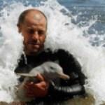 Дельфиненок - сирота