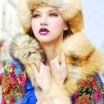 Цветущие россыпи павлопосадских платков