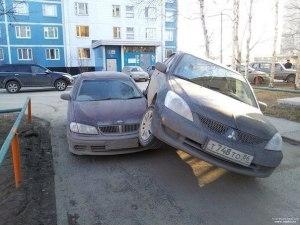 Паркуйся круче всех