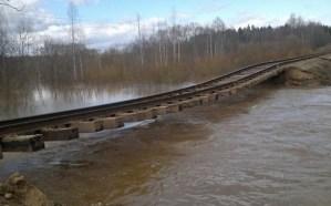 Навесной мост в России