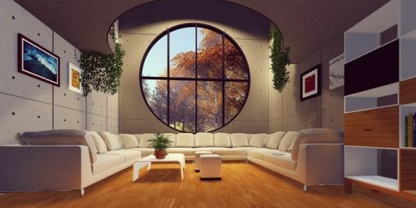 Нестандартные и стильные окна • Ламинация • Шпросы ...