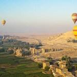 Політ на повітряній кулі в Луксорі