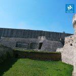 залишки стін римського каструму