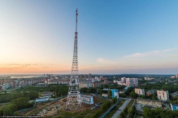 Телебашни России Фото
