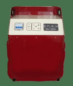 Акбсервис.РФ | Зарядное устройство для щелочных аккумуляторных батарей ЭЛПУЛЬСКАР.