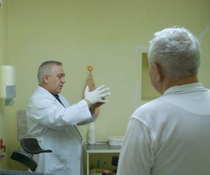 "Руководитель клиники ""ЦематеБ"" Виктор Устюжанин"