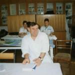 Г. Понутриев много лет собирал информацию о русском костоправстве как разновидности мануальной терапии