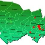 карта области измененная