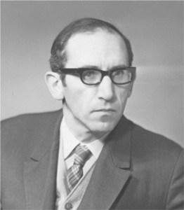 Писатель-юбиляр Феликс Лев