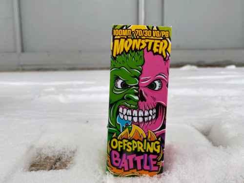 Жидкость Monster Offspring Battle вкусипар.рф