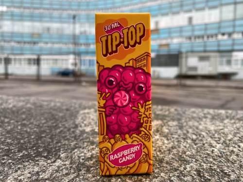 Жидкость Tip-Top Salt Raspberry Candy вкусипар.рф