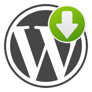 Загрузить WordPress