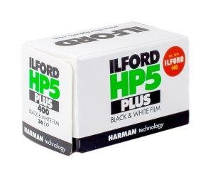 Ilford HP5 400-36