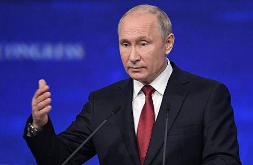 Путин заявил о дальнейшей либерализации в отношениях с бизнесом