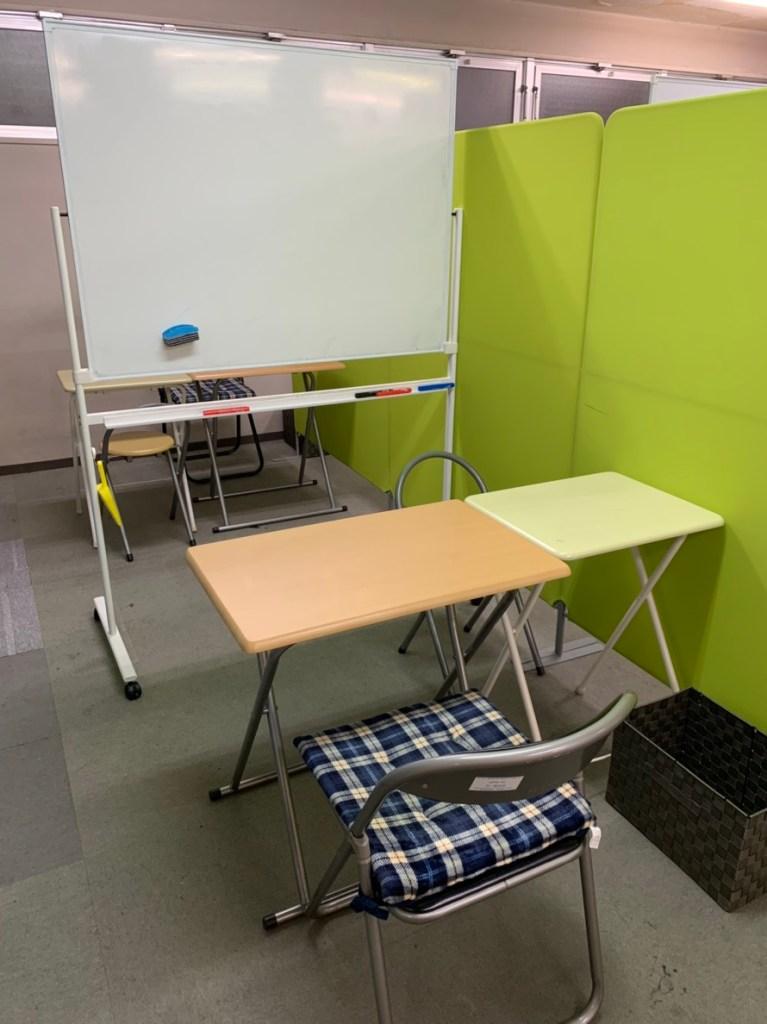 徳島で個別指導を行なっている藤原塾の授業風景です。