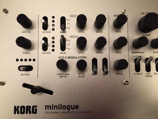 Minilogue 04