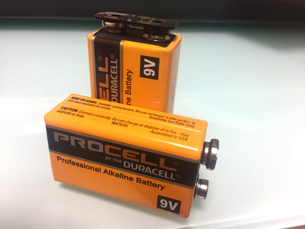 DURACELL PROCELL 2