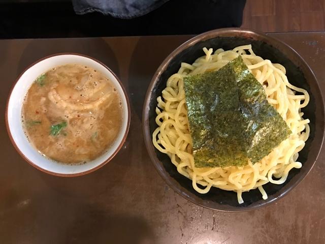 つけ麺(特盛)