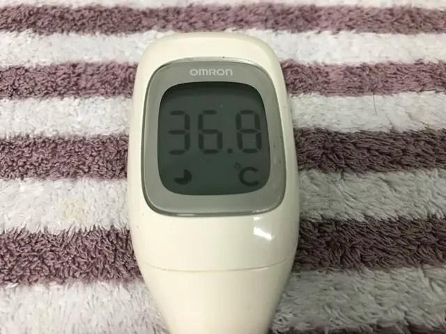 20210308 検温