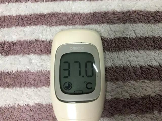 20210609 検温