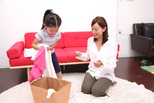 家の片付けは主婦の仕事?~散らかるのはキッチンだけじゃない!~