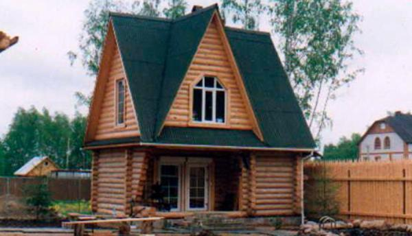 Баня Б-5   Срубы домов и бань в Москве, купить недорого ...